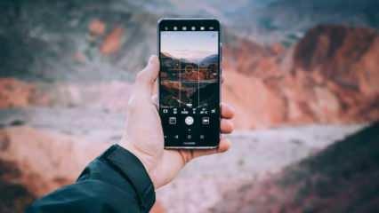 Huawei'den ödüllü fotoğraf yarışması