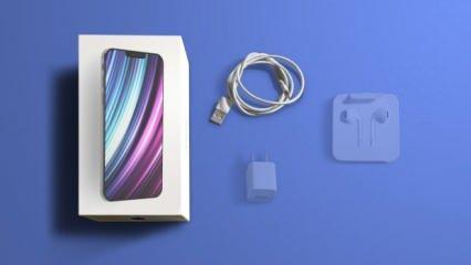 iPhone 12 kutu içeriğine ilk tepki Xiaomi'den