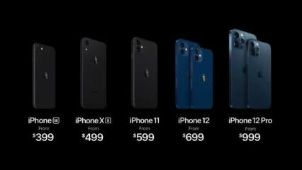 iPhone 12 stokları 45 dakikada tükendi