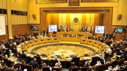 Katar, Libya ve Filistin bir oldu, Arap Birliği tarihinin en büyük krizine girdi