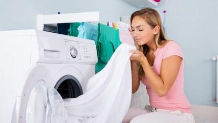 Perdeler kaç derecede yıkanır? Perdeler hangi programda kaç devirde yıkanır