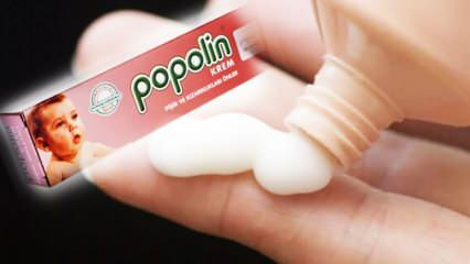 Popolin pişik önleyici krem nedir ve ne işe yarar? Popolin pişik önleyici krem nasıl kullanılır