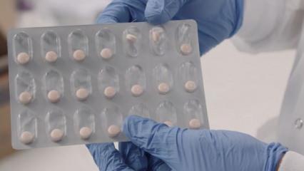 Resmen açıklandı: Tablet formunda ilk koronavirüs aşısı