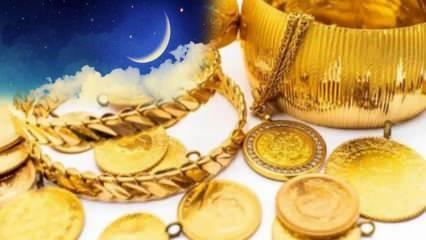 Diyanet'te göre rüyada çeyrek altın almanın anlamı...
