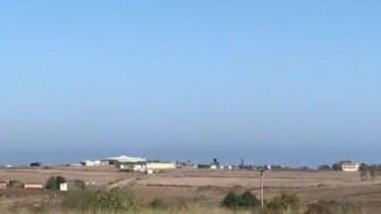 Sinop'ta S-400 füzesinin ateşleme anı kamerada!