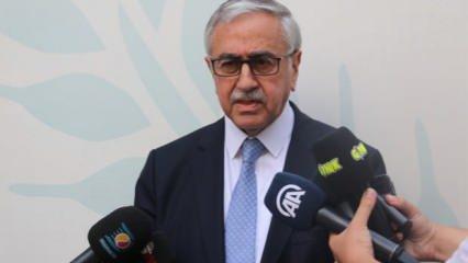 Seçimi kaybeden Mustafa Akıncı'dan sürpriz karar! Yenilgiyi hazmedemedi...