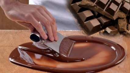 Temperleme nedir, çikolata temperleme nasıl yapılır?