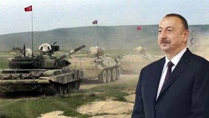 Türkiye, Azerbaycan'da askeri üs mü kuruyor! Aliyev cevapladı