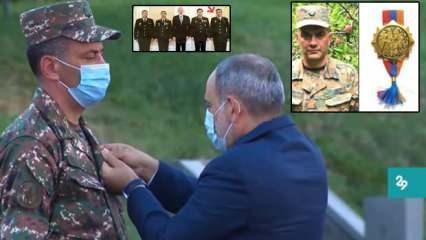 Türkiye'nin eğittiği General Haşimov'u şehit eden Ermeni komutan öldürüldü
