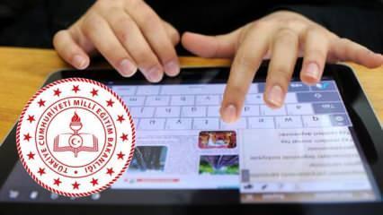 Ücretsiz tablet başvuru: MEB uzaktan eğitim için 500 bin tablet başvuru nasıl yapılır?