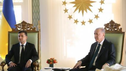 Ukrayna Başkanı Zelenskiy'den Türkiye itirafı: Türkiye olmadan...