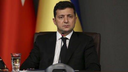 Vladimir Zelenskiy: Türkiye ile stratejik ortaklığı her alanda geliştirmeye hazırız