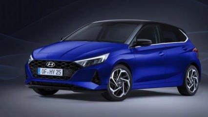 Yeni Hyundai i20 Türkiye fiyatı açıklandı
