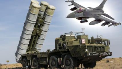Yunan basını korkudan saçmaladı: Türkiye S-400'lerle F-16'larımızı vuracak