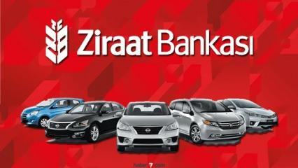 Ziraat Bankası Taşıt Kredisi veriyor! 1,30 faiz oranı 60 aya varan vade ile kredi fırsatı!