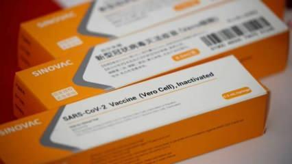 Türkiye'de de insanlar üzerinde denenen Çin aşısında önemli gelişme