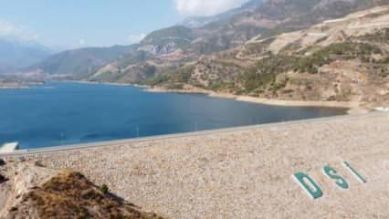 ''Asrın projesi''nde bir ilk! Anadolu'dan KKTC'ye su böyle taşınıyor
