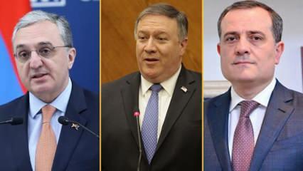 Azerbaycan ve Ermenistan ABD'nin teklifini kabul etti!