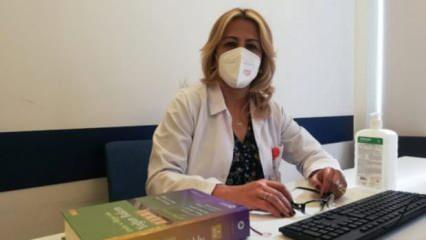 Bilim Kurulu Üyesi Sema Turan, İstanbul'da vaka artışının nedenini açıkladı!