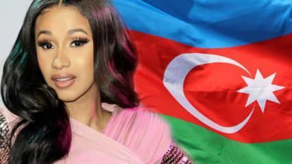 Cardi B: Azeri hayranlarından özür diledi!