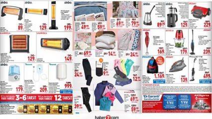 CarrefourSA 27 Ekim Aktüel Ürünler Kataloğu!