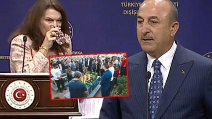 Çavuşoğlu'nun fırçaladığı İsveçli Bakan'dan skandal PKK talimatı
