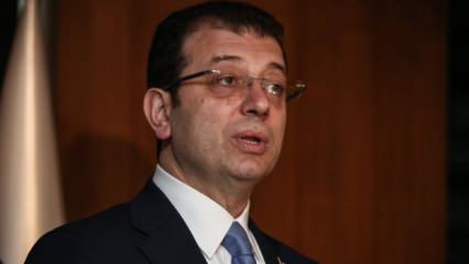 CHP'li Ekrem İmamoğlu vazgeçmiyor! Yine 'Ben yaptım' dedi