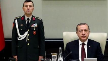 Cumhurbaşkanı Erdoğan'ın danışmanını tehdit etmiş
