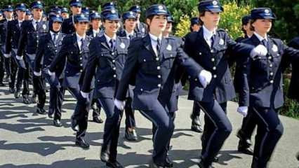 POMEM KPSS 2020 taban puanı kaç? Polislik puan türü ve şartları...