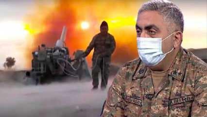 Ermenistan'dan bomba itiraf: Böyle bir şey savaş tarihinde görülmedi