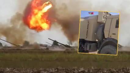 Ermenistan ordusuna yaylım ateşi! 27 yıl sonra kurtarılan kentte Ayasofya ezanı