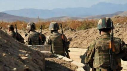 Ermenistan'dan orduya terörist takviyesi