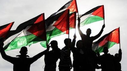 Filistin'den Sudan'a kınama