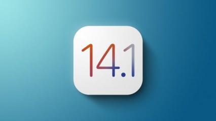 iOS 14.1 güncellemesi yayınlandı