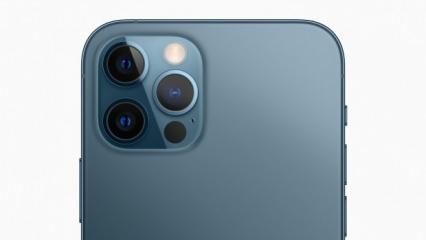 iPhone 12 cihazlarda gece video çekim problemi