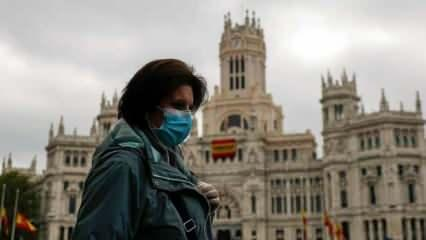 İspanya'da Kovid-19 acil durumu: OHAL ilan edildi