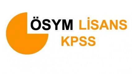 2020 KPSS sonuçları açıklanıyor: ÖSYM açıkladı: Lisans mezunu memur adayları için duyuru geldi!