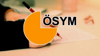 KPSS önlisans sınav yeri öğren: ÖSYM 2020 KPSS önlisans sınav giriş belgesi sorgulama!