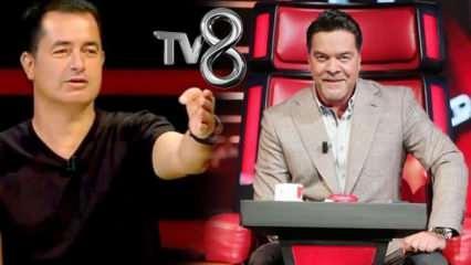 O Ses Türkiye izleyicisinin hayalleri suya düştü! TV8 patronu Acun Ilıcalı'dan üzen karar geldi