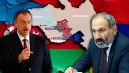 Paşinyan Türkiye'ye iftira atıp bağımsızlık talep etti! Aliyev müjdeyi ve acı haberi duyurdu