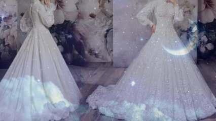 Rüyada gelinlik görmek neye işaret? Rüyada bekar birinin gelinlik giyinmesi...