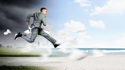 Rüyada kaçmak ne demek? Rüyada koşarak kaçmak nasıl tabir edilir?