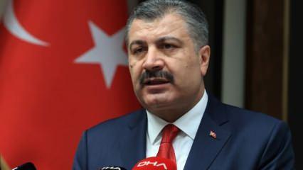 Son dakika: Bakan Koca tüm Türkiye'yi uyardı! İstanbul için yeni sinyal