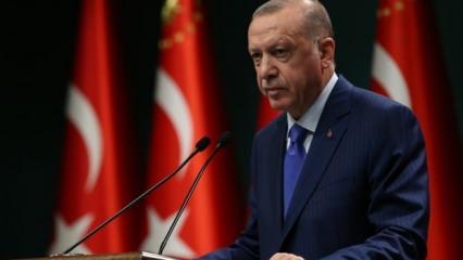 Son dakika: Başkan Erdoğan'dan sert açıklamalar: Kabusu yaşayacaklar!