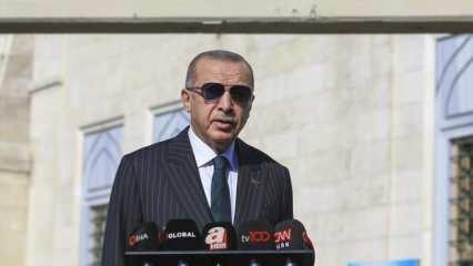 Son dakika: Erdoğan'dan ABD'ye net cevap: Size soracak değiliz!