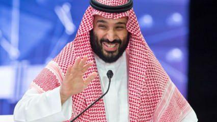 'Sudan'ın ABD'ye gönderdiği rüşveti Prens Muhammed bin Selman ödedi'