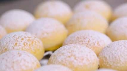 Sütlü Japon çöreği nasıl yapılır? Japon çöreği yapmanın püf noktaları