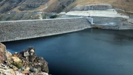Türkiye'de ilk olma özelliği taşıyor: Karakurt Barajı 346 milyon kilovatsaat elektrik üretecek