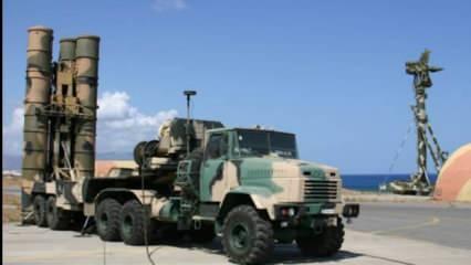 Türkiye'nin S-400 testi Yunanistan'ı korkuttu