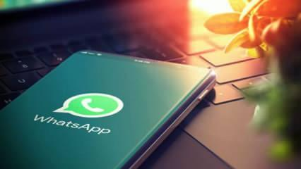 WhatsApp'a yeni özellik: WhatsApp mobildeki en önemli özellik Web'e de geliyor!